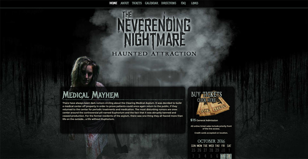 TheNeverendingNightmare.com