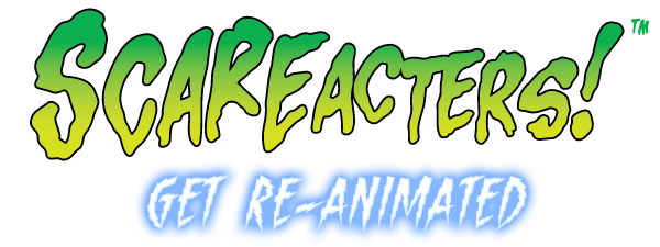 SCAREacters! - Get Re-Animated!
