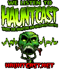 We Listen to Hauntcast.net